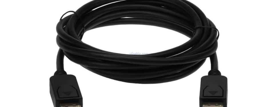 DisplayPort cables