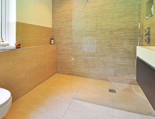 Geen badkamer compleet zonder bijpassende tegels