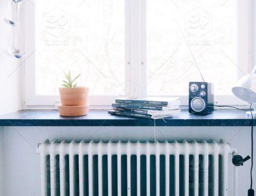 3 dingen waar je op moet letten bij het aanschaffen van een radiator